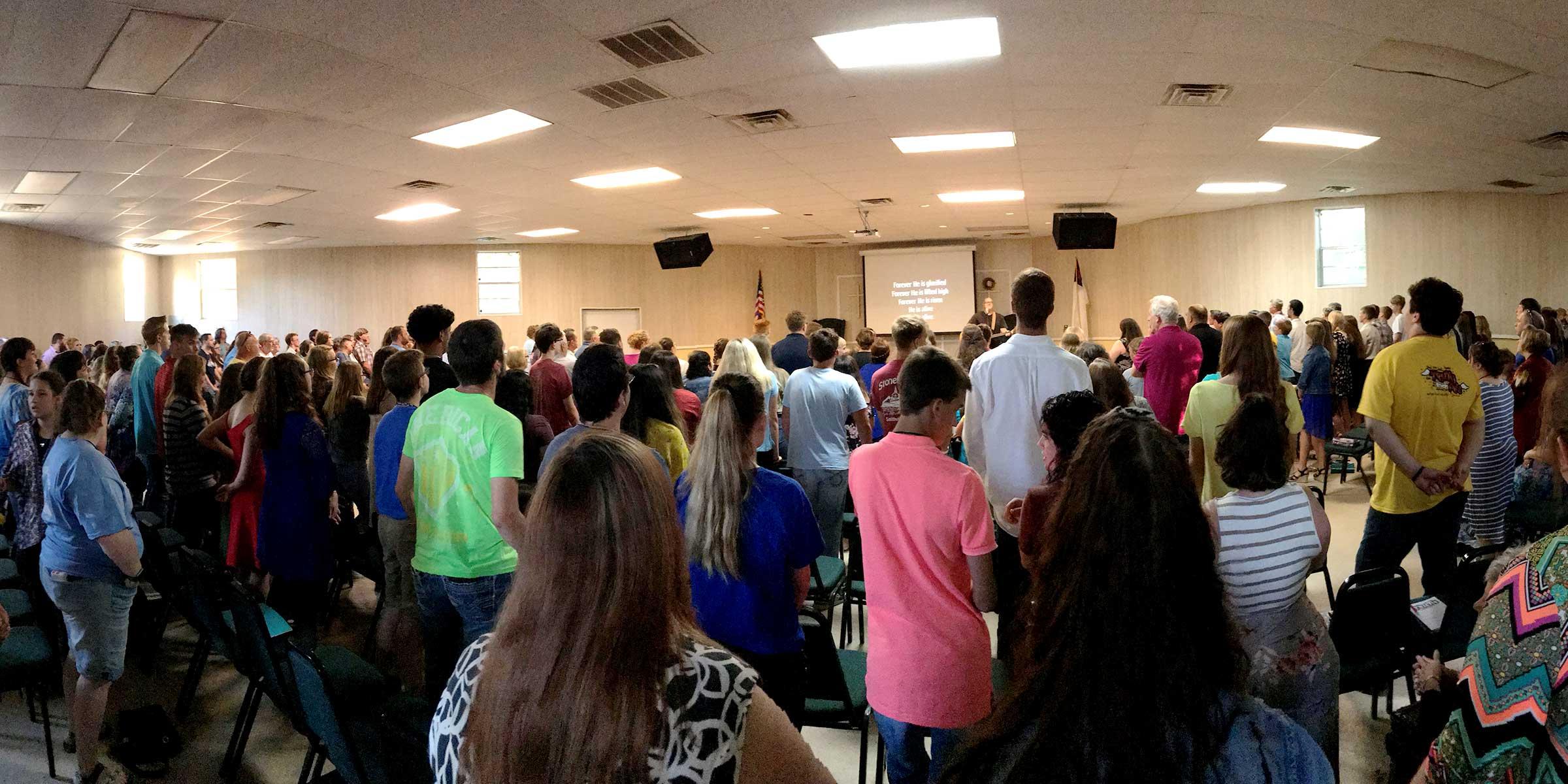 Refuge Worship Service